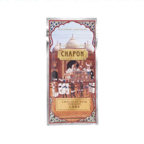 Chapon 75% Cuba Dark Chocolate