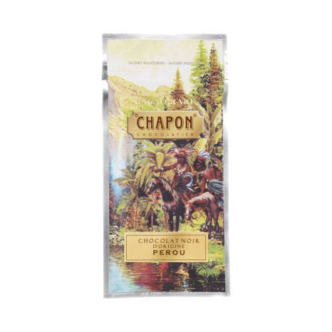 Chapon 75% Dark Chocolate from Peru