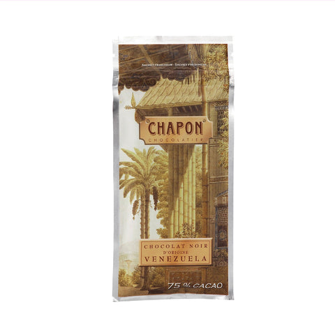 Chapon 75% Venezuela Dark Chocolate