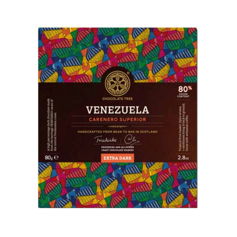 The Chocolate Tree 80% Venezuela