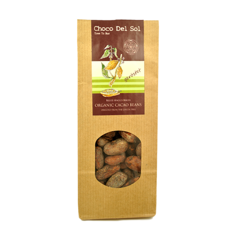 Choco del Sol Roasted Cocoa Beans (100%)