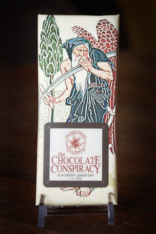 The Chocolate Conspiracy Maca 72% Chocolate