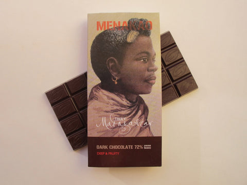 Menakao 72% Dark Chocolate