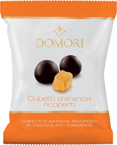 Domori Chocolate Covered Orange