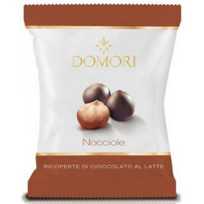 Domori Chocolate Covered Piedmonte Hazelnuts