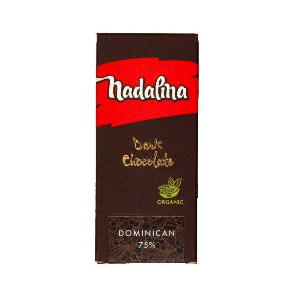 Nadalina - Conacado Farm, Dominican Republic 75% Dark Chocolate