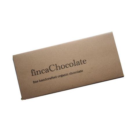 Finca Chocolate Blended Roasted & Raw 85%