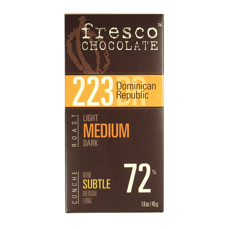 Fresco 223 Dominican Republic 72%