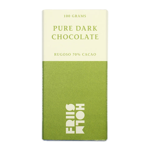 Friis Holm Rugoso 70% Pure Dark Bad Fermentation