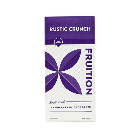 Fruition Rustic Crunch With Cocoa Nibs