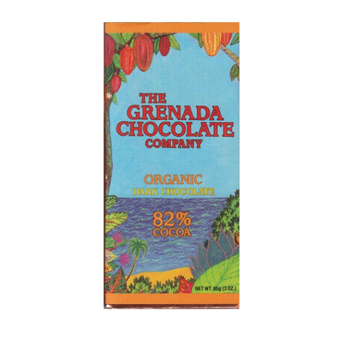 Grenada Chocolate Co. 82% Extra Bitter
