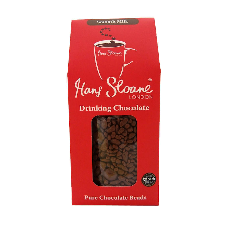 Hans Sloane Smooth Milk Chocolate Beads