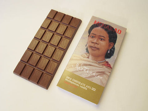 Menakao 44% Milk Chocolate With Madagascan Vanilla