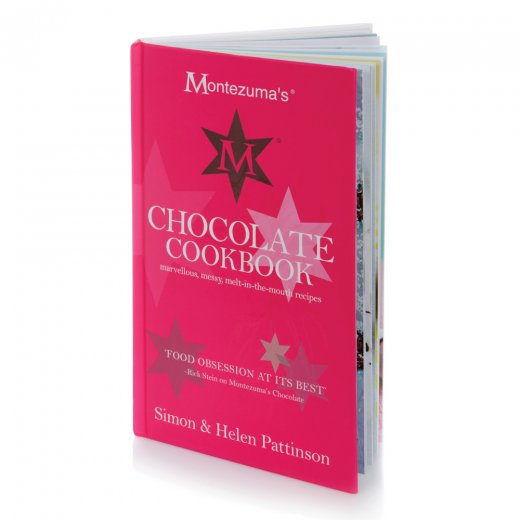 Montezuma's Chocolate Cookbook