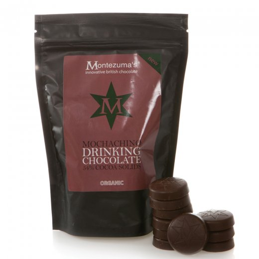 Organic Mochachino Drinking Chocolate