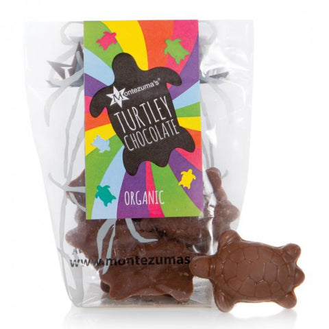 Organic Turtley Chocolate - Butterscotch