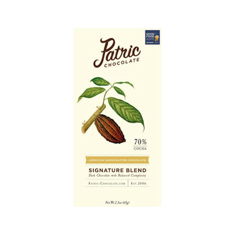 Patric Chocolate 70% Signature Blend
