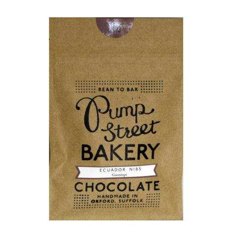 Pump Street Bakery Cocoa Nibs from Ecuador