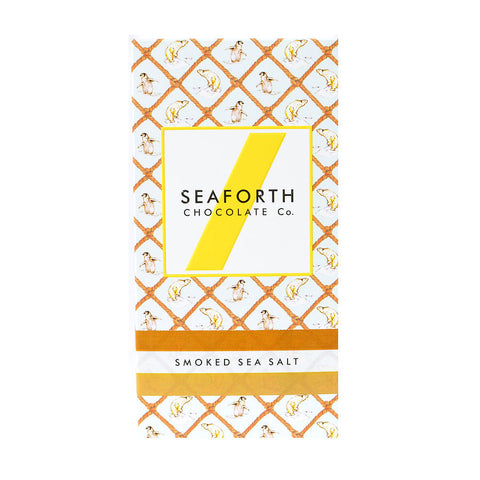 Seaforth Smoked Sea Salt 70%