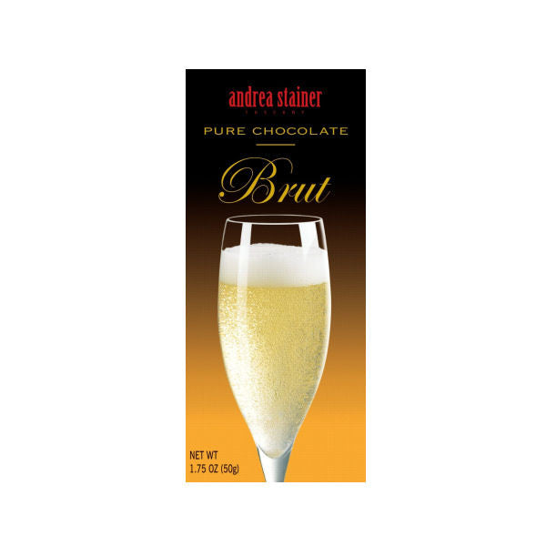 Stainer Brut Sparkling Wine Milk Chocolate