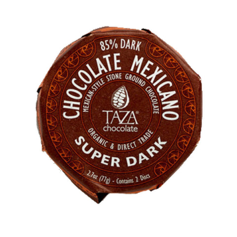 Taza 75% Mexican Chocolate