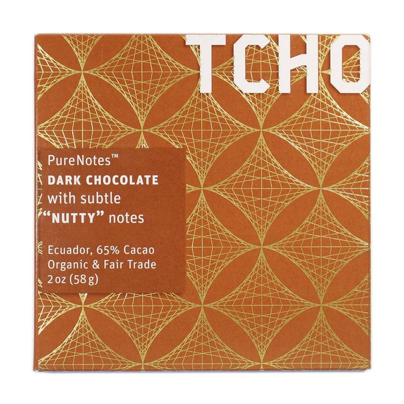 TCHO PureNotes Dark Nutty