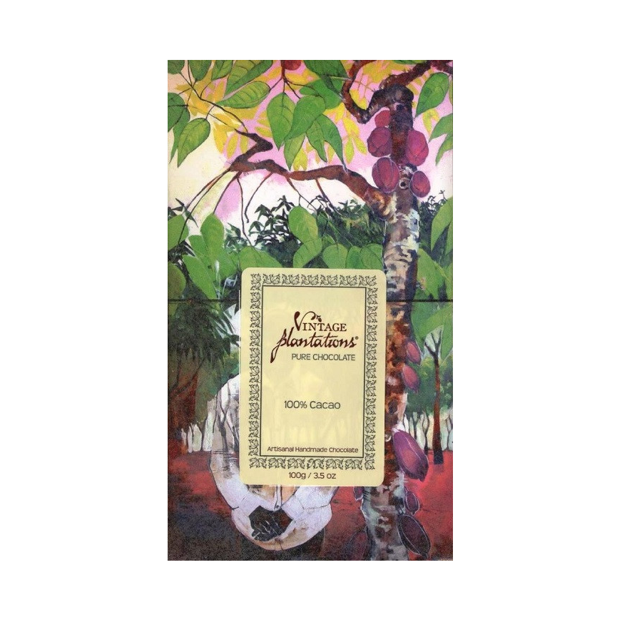 Vintage Plantations 100% Dark Chocolate