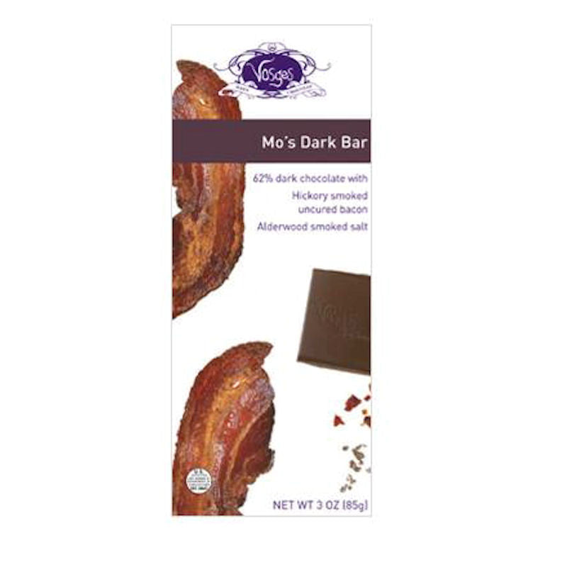 Vosges Bacon 62% Dark Chocolate Bar