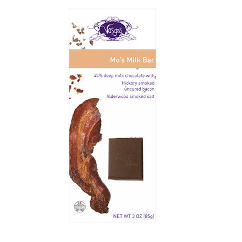 Vosges Bacon 45% Milk Chocolate Bar