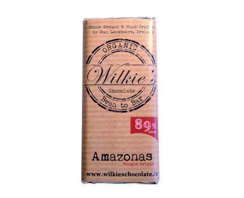 Wilkie's Amazonas 89% Dark Chocolate