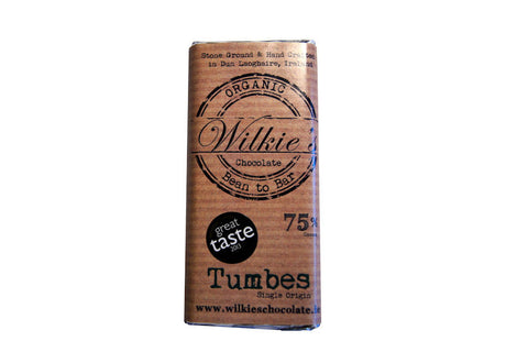 Wilkie's Tumbes 75% Dark Chocolate