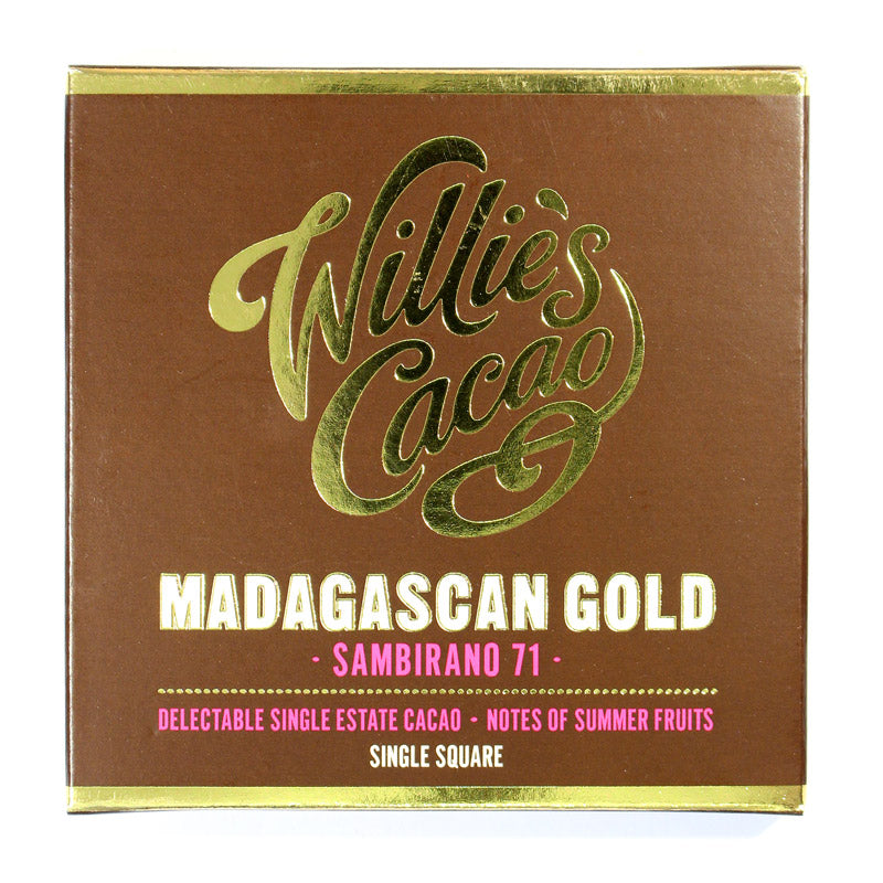 Willie's Madagascan Gold Sambirano 71