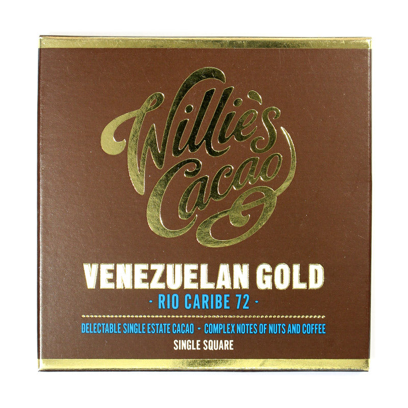 Willie's Venezuealan Gold Rio Caribe 72