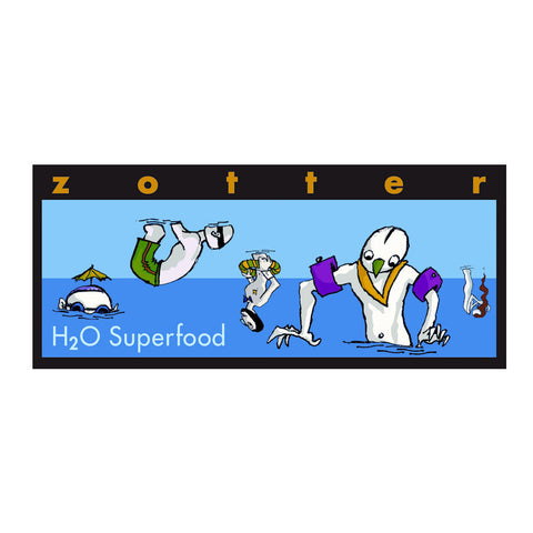 H20 Superfood Dark Chocolate