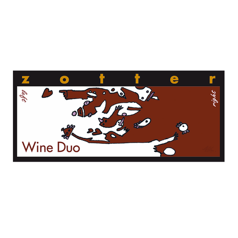 Zotter Red and White Wine Duo