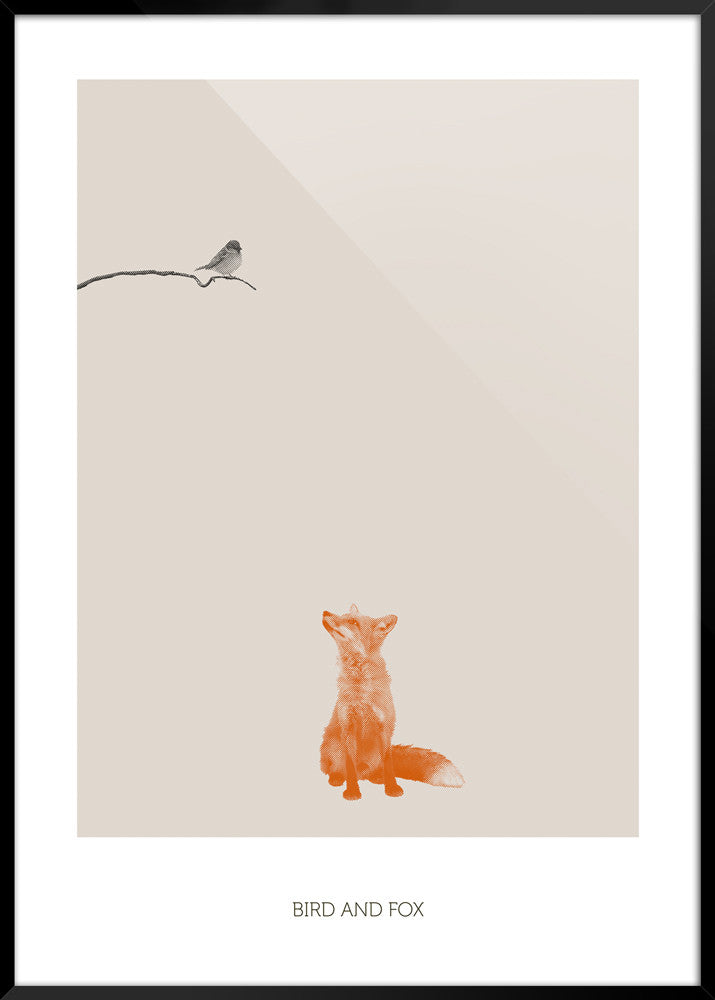 Bird and Fox