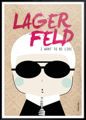 LITTLE LAGERFELD