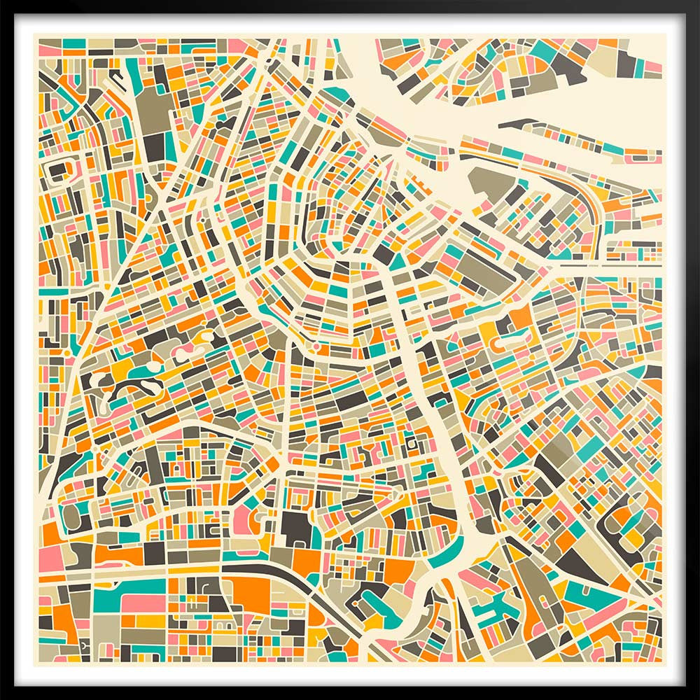 AMSTERDAM MAP | MAMI KNOWS