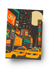 TIME SQUARE Postkarte