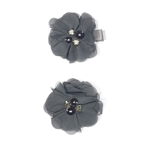 Clare Clips - Heather Grey