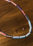 Aura Multi Tube Necklaces