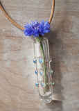 Mini Bud Vase Necklace