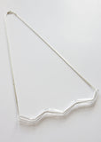 Minimal Glass Tube Necklace No. 3
