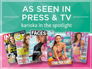 Karioka in the media