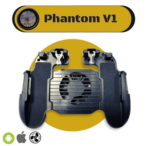 Phantom - Mobile Game Controllers