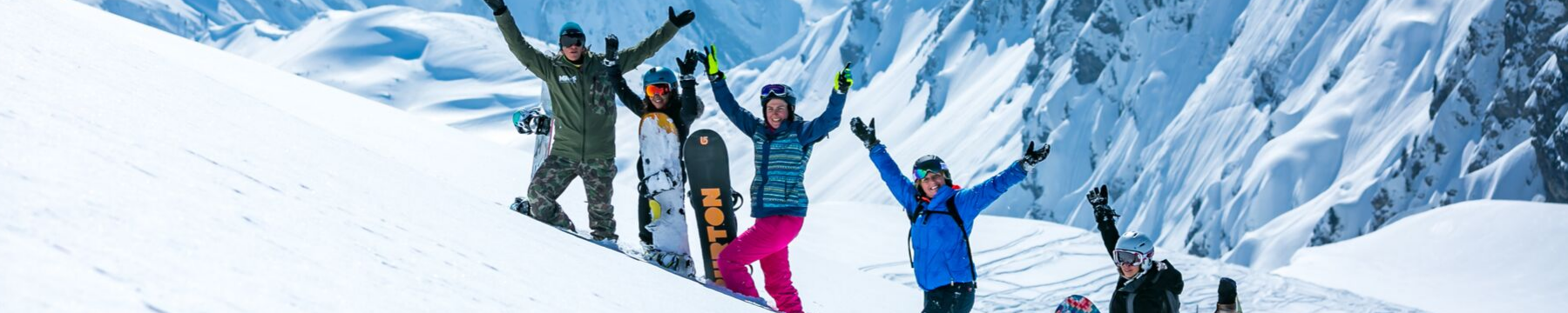 Womens Winter Sports Holidays Guide
