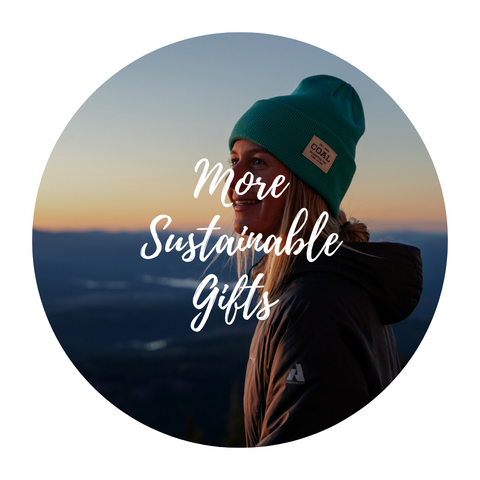 More sustainable gifts