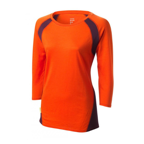 Findra ORONSAY MERINO womens top