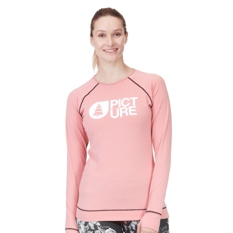 Picture Organic base layer top