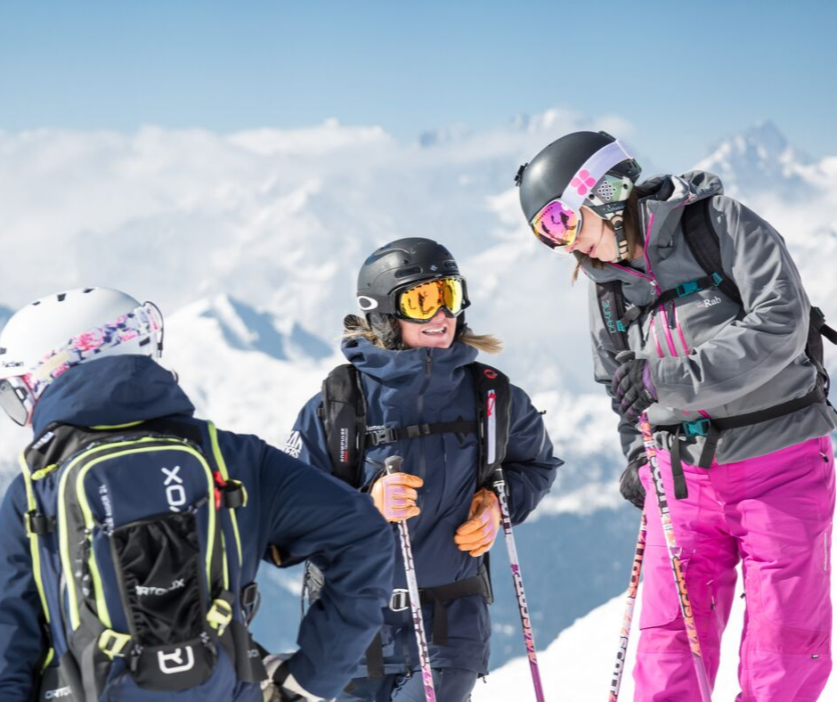 Element Womens Ski Camps